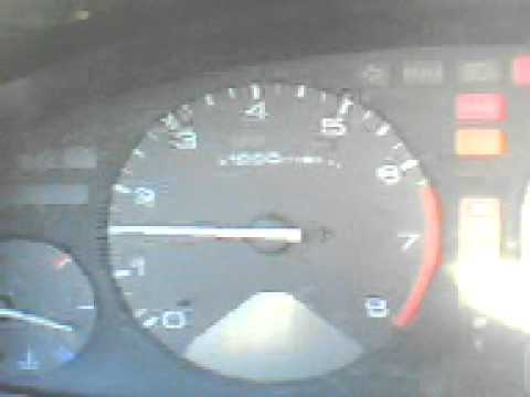 Falla Honda Accord 1996 2.2 VTEC Muy Acelerado