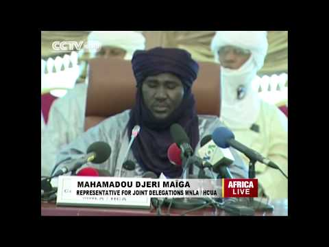 Mali Government begins talks with Tuareg rebels