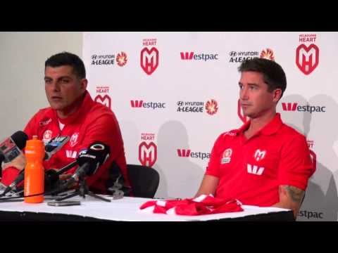 Harry Kewell Press Conference