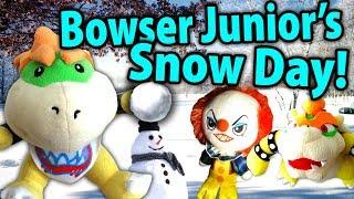 Crazy Mario Bros - Bowser Junior
