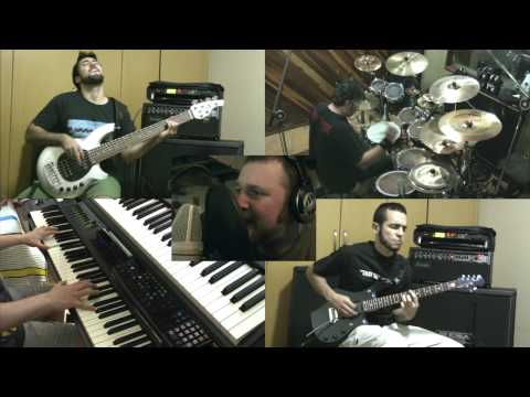 Dream Theater - Metropolis Part 1 (Images and Words) - SPLIT-SCREEN COVERS - VRA!