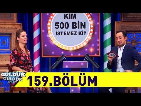 Güldür Güldür Show 159. Bölüm Tek Parça Full HD