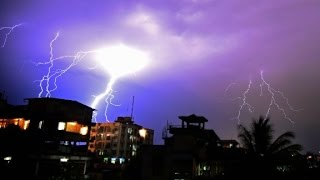 Lightning kills at least 90 in India