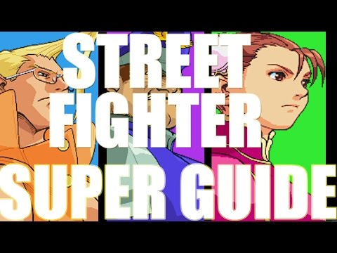  THE STREET FIGHTER 5 SUPER GUIDE  -2 OR +2 SITUATIONS