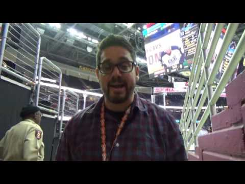 2015 Lake Erie Monsters home opener intro