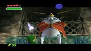 The Legend of Zelda: Ocarina of Time - Capítulo 5 [Reino Zora - Jabu-Jabu]