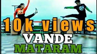 Vande Mataram    A.R Rahman-Maa Tujhe Salaam    dance cover by jay bisht    shilpi kukreti