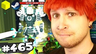 """ULTRA DAUGHTER OF THE MOON!! """"TROVE FINAL BOSS"""" ✪ Scythe Plays Trove PC #465"""