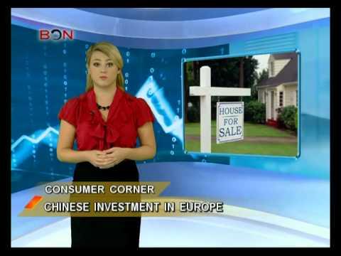 Chinese investment in Europe - China Price Watch - Sep 24 ,2014 - BONTV China