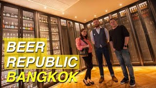 BEER REPUBLIC BANGKOK - BEST BEER HOUSE IN BANGKOK - A CRAFT BEER HEAVEN!