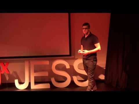 Am I a Citizen of the World? | Ramsey El Dabbagh | TEDxJESS