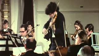 Pinchas Zukerman On Tour With The English Chamber Orchestra