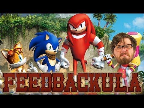 Sonic Boom Belligerence! - Feedbackula