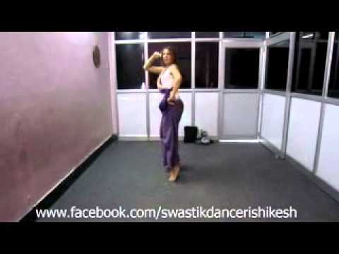 Ayo Re Maro Dholna  Tris Dance Practice In Swastik Dance Rishikesh video