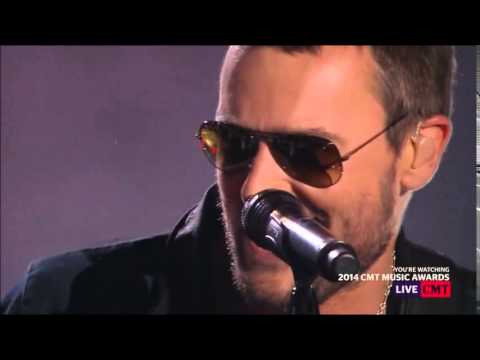 Eric Church   That's Damn Rock & Roll   2014 Cmt Music Awards video