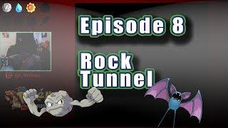 [Epi8]My 2019 Run: Pokemon Red(Emu)   Rock Tunnel encounters are ridiculous.