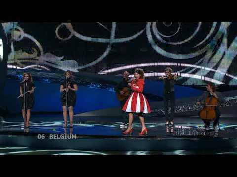 Eurovision 2008 Semi Final 1 06 Belgium *Ishtar* *O Julissi* 16:9 HQ