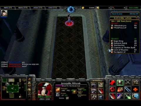 Bleach vs One piece Aizen boss end game!