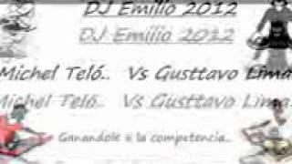 Dj Emilio 2012 Michel Teló vs Gusttavo Lima The mister remix.3gp