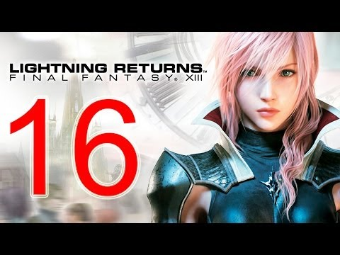 Lightning Returns Walkthrough part 16 English - Final Fantasy XIII-3 Gameplay let's play 13-3