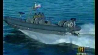 11-Meter NSW Rigid Inflatable Boat