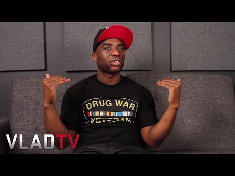 Charlamagne: Chris Brown Puts Drama on Himself