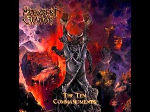 Malevolent Creation - Sacrificial Annihination
