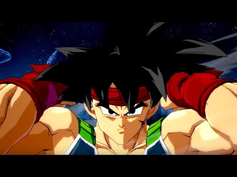 Dragon Ball FighterZ Official Bardock Teaser Trailer