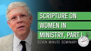 Women and Ministry from Scripture and History | Dr. Ben Witherington
