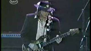 Watch Stevie Ray Vaughan Lookin Out The Window video