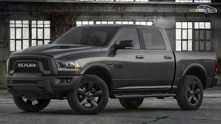 2019 Ram 1500 Classic Warlock Is Back - The Iconic '70's Truck