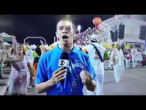 Piratas Estilizados - Carnaval 2015 Macapá