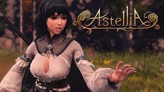 Astellia Online Scholar Prologue Gameplay UHD4K