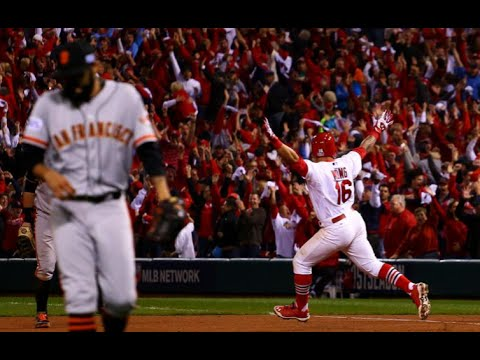San Francisco Giants vs St Louis Cardinals - NLCS Game 2 October 12, 2014 - Recap