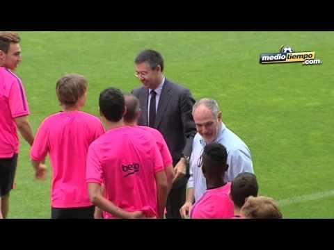 Barcelona destituyó a Zubizarreta como directivo