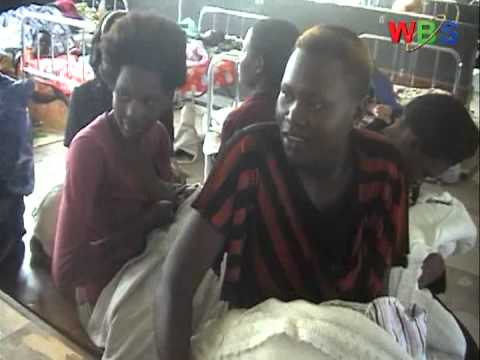 Mayuge Health Center: Pregnant Women Giving Birth Are At A High Risk video