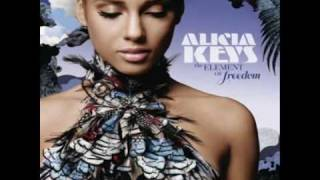 Alicia Keys-Try sleeping with a broken heart [HD]