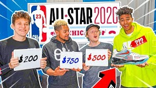Guess that NBA ALL-STAR Shoe Price, I'll Buy You Any Shoe!