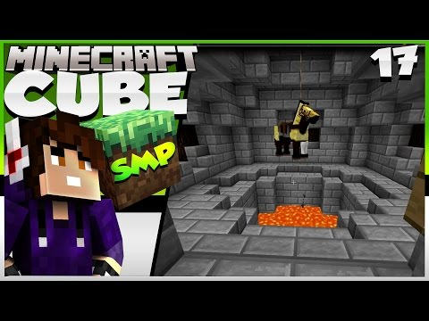 Minecraft: The Cube SMP! Episode 17 - PRANKED?! (Uncut)