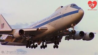 "USAF Boeing E-4B ""Nightwatch"" │ Airborne Operations Center │ Germany, Berlin-Tegel 21.06.15"
