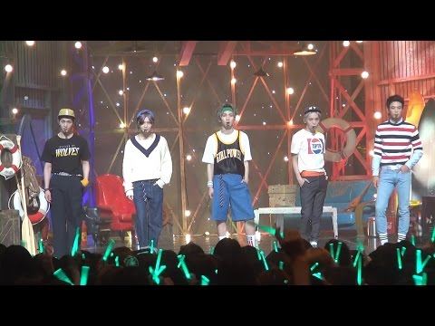 [MPD직캠] 샤이니 직캠 View SHINee Fancam Mnet MCOUNTDOWN 150521