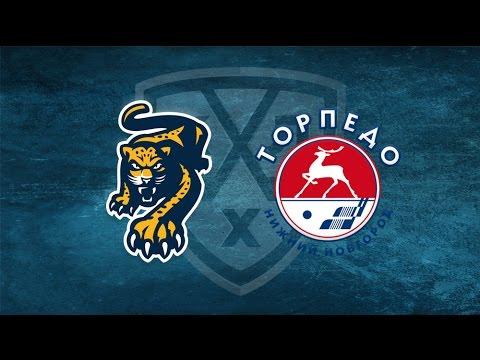 Прямая трансляция матча ХК Сочи -  Торпедо