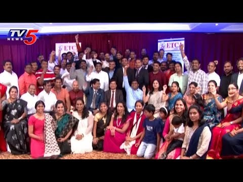 Telangana Formation Day Celebrations in Gulf, Dubai | TV5 News