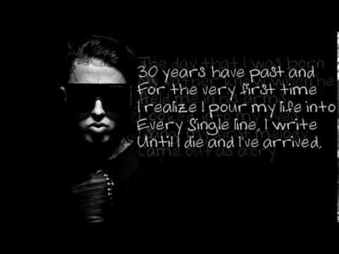 Ronnie Radke - Destiny  W  Lyrics Ronnie Radke Lyrics