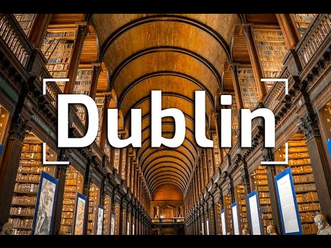 TOP 10 THINGS TO DO IN DUBLIN IRELAND | TRAVEL GUIDE