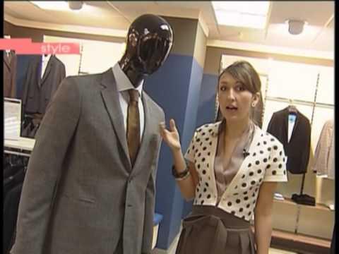 Видео как выбирать одежду мужчине