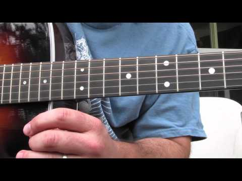Guitar Lessons - Sublime - Badfish - How To Play Reggae Guitar On Acoustic By Marty Schwartz video