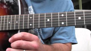 Sublime Video - Guitar Lessons - Sublime - Badfish - How to Play Reggae Guitar on Acoustic by Marty Schwartz