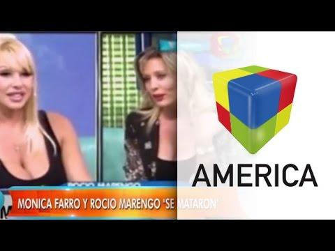 Escándalo: Mónica Farro y Rocío Marengo casi se van a las manos