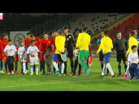Melhores momentos de Brasil Sub-20 1 x 1 Chile